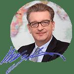 Douglas Graf von Saurma-Jeltsch, Mitglied des geschäftsführenden Vorstandes des Malteser Hilfsdienst e. V.